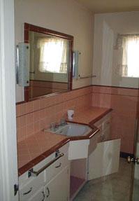 Bathroom Vanities Ventura g.l.hornback construction, ventura, ca